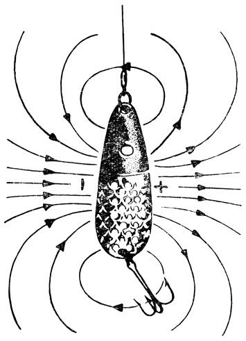 Рис. 144. Рыболовная блесна